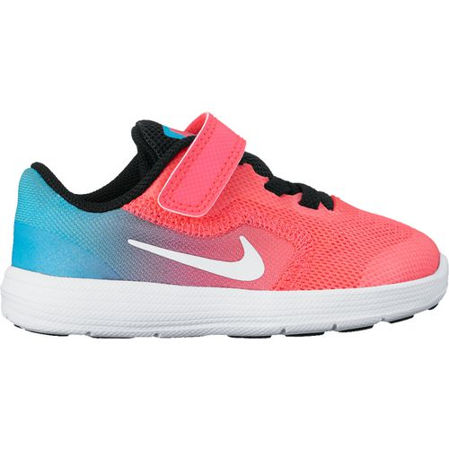 Display product reviews for Nike Toddler Girls' Revolution 3 Shoes