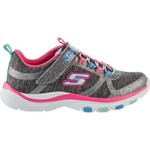 SKECHERS Girls' Trainer Lite Running Shoes - view number 3