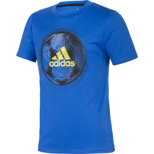 adidas Boys' climalite Optic Sport Ball T-shirt - view number 1