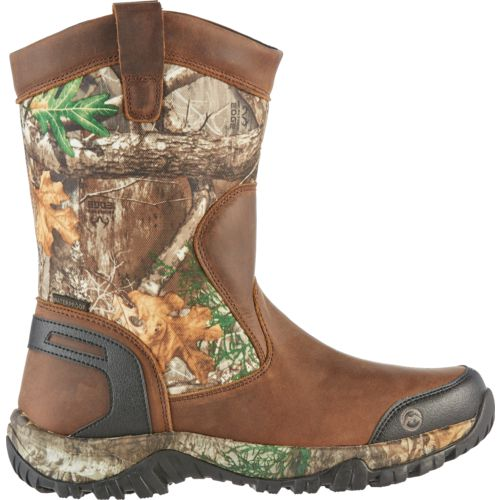 Display product reviews for Magellan Outdoors Men's Reload Wellington Hunting Boots