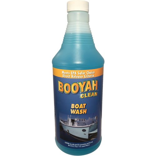 BOOYAH Clean Boat Wash