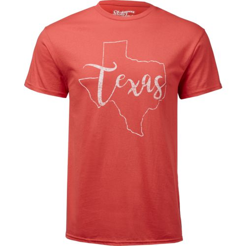 State Love Women's Texas Script T-shirt - view number 1