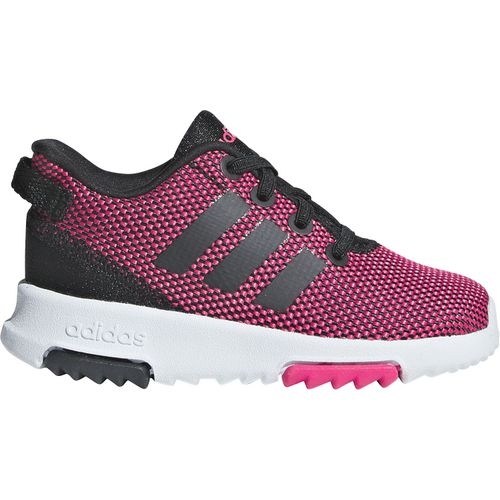 Display product reviews for adidas Toddler Girls' Racer TR Running Shoes