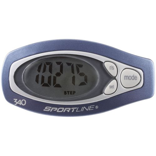 Sportline 340 Step and Distance Pedometer