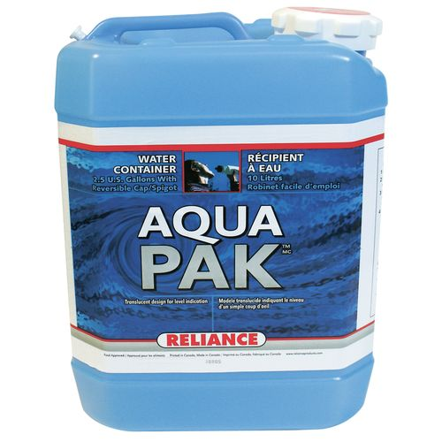 Reliance Aqua-Pak 2.5-Gallon Water Container