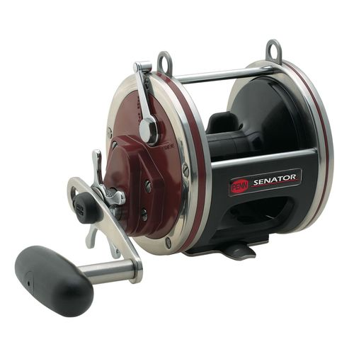 Display product reviews for PENN Senator 112H2 Conventional Reel Convertible