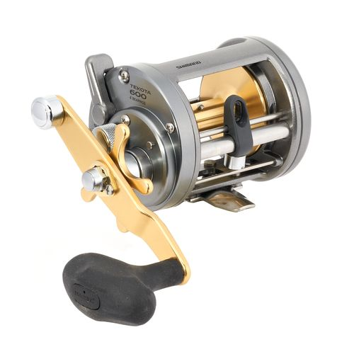 Shimano Tekota 600 Conventional Reel Right-handed