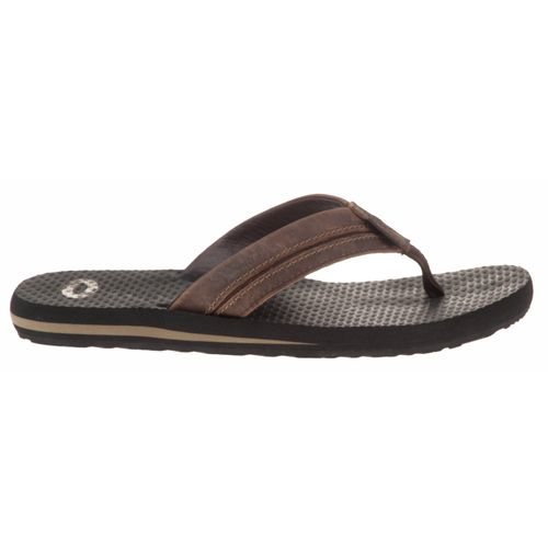 Display product reviews for O'Rageous Men's Leather Kozy Sandals