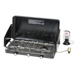 Timber Creek 2-Burner Propane Stove and Lantern Kit