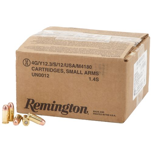 Remington UMC .45 ACP 230-Grain 500-round       Centerfire Handgun  Ammunition