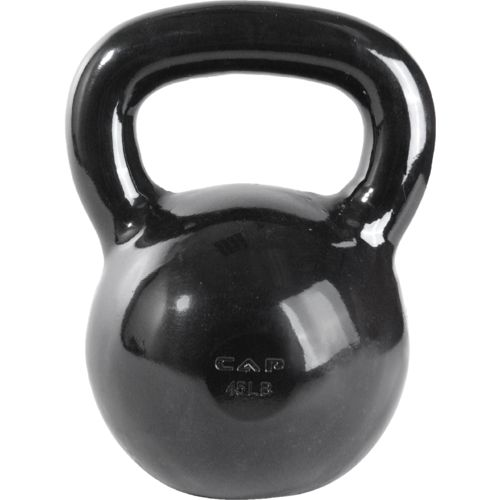 Display product reviews for CAP Barbell 45 lb. Cast Iron Kettlebell