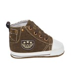 Rising Star Infant Hi-Top Shoes