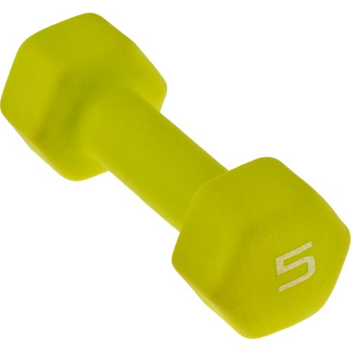 Display product reviews for CAP Barbell Strength Neoprene Dumbbell
