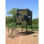 Atascosa Wildlife Supply Corporate Blind Tower Blind
