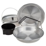 Magellan Outdoors™ 5-Piece Aluminum Mess Kit