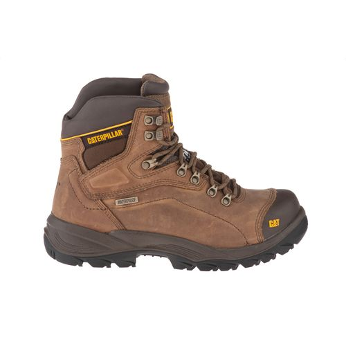 CAT Men s Diagnostic High-Top Steel-Toe Work Boots