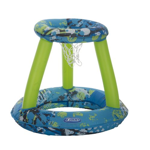Coop Hydro Spring Inflatable Basketball Hoop