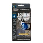 Sawyer Squeeze Water Filtration System with 1-Liter Pouch