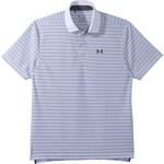 Under Armour® Men's HeatGear® Draw Stripe Piqué 3 Polo