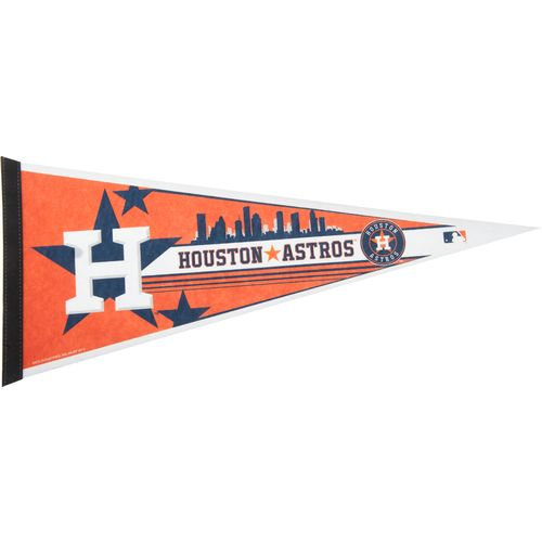 Rico Houston Astros Pennant