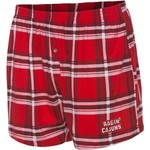 Concepts Sport Men's University of Louisiana at Lafayette Millennium Plaid Boxer
