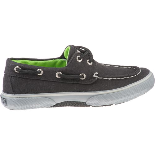 academy sperry boys halyard casual shoes