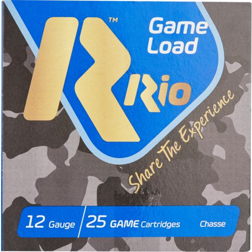 Rio Game Load 12 Gauge 7.5 Shotshells
