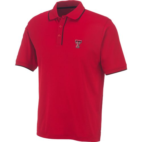Antigua Men's Texas Tech University Elite Polo