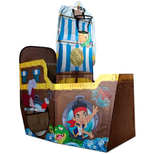 Playhut Bucky the Pirate Ship Play Tent