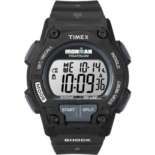 Timex Men's Ironman Classic Shock 30-Lap Watch