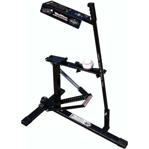 Display product reviews for Louisville Slugger Black Flame Ultimate Pitching Machine