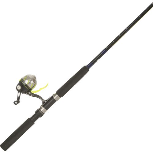Zebco Crappie Fighter 6' ML Freshwater Trigger Spincast Combo