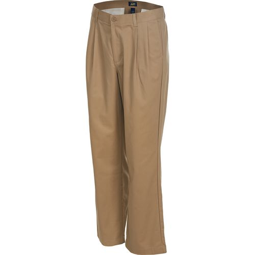 Display product reviews for Austin Trading Co.™ Men's School Uniform Pleated Front Twill Pant