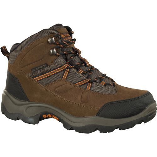 Hi-Tec Adults' Bandera Pro Mid Waterproof Steel Toe Work Boots