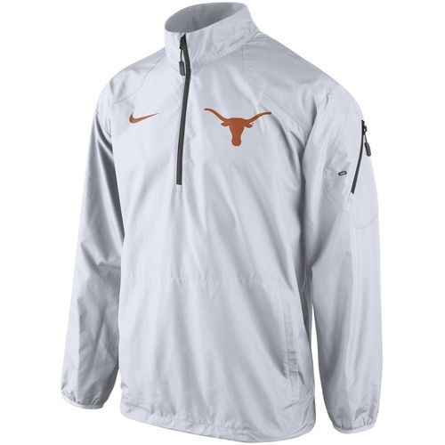 Nike Men s University of Texas Lockdown 1/2 Zip Jacket