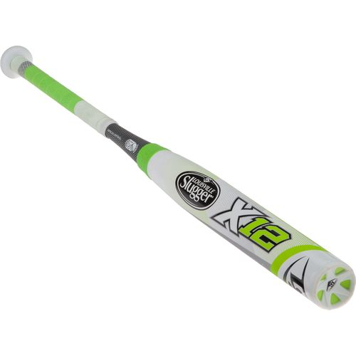 Display product reviews for Louisville Slugger Women's X12 Fast-Pitch Softball Bat -12