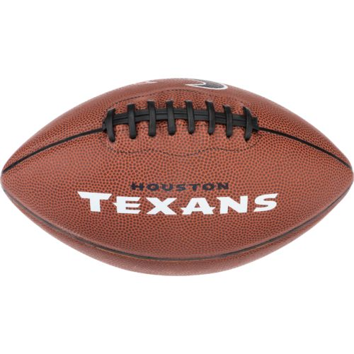 NFL Houston Texans RZ-3 Pee-Wee Football - view number 2