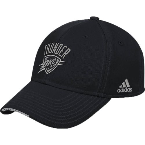 adidas™ Adults' Oklahoma City Thunder Pro Shape Flex Fit Cap