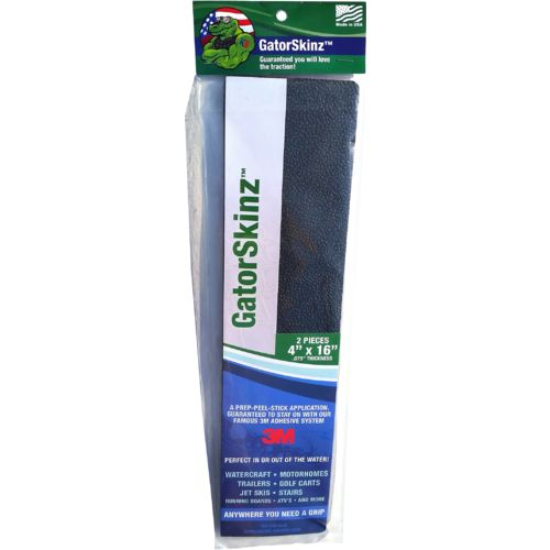 GatorSkinz Traction Step Pads 2-Pack - Grit Finish
