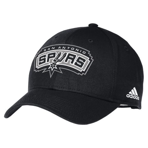 adidas™ Adults' San Antonio Spurs Structured Adjustable Cap