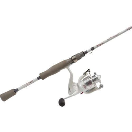 Academy Sports + Outdoors™ Orchid 6' M Spinning Rod and Reel Combo