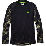 Under Armour® Men's ColdGear® Evo Night Vision Hybrid Mock Top