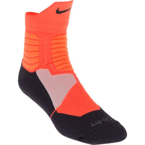 Nike Men's Hyper Elite Basketball High Quarter Socks