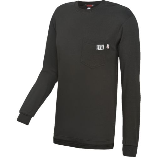 Wolverine Men's Flame Resistant Long Sleeve T-shirt