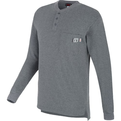Display product reviews for Wolverine Men's Flame Resistant Long Sleeve Henley