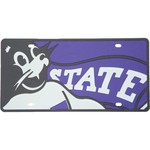 Stockdale Kansas State University Mega License Plate