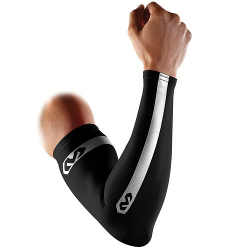McDavid Adults' Reflective Compression Arm Sleeves 2-Pack