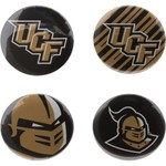 WinCraft University of Central Florida Round Buttons 4-Pack