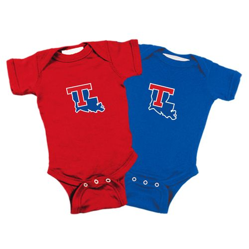Louisiana Tech Bulldogs Infants Clothing