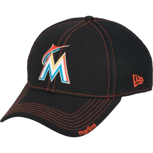 New Era Men's Miami Marlins 2015 Neo 39THIRTY Cap